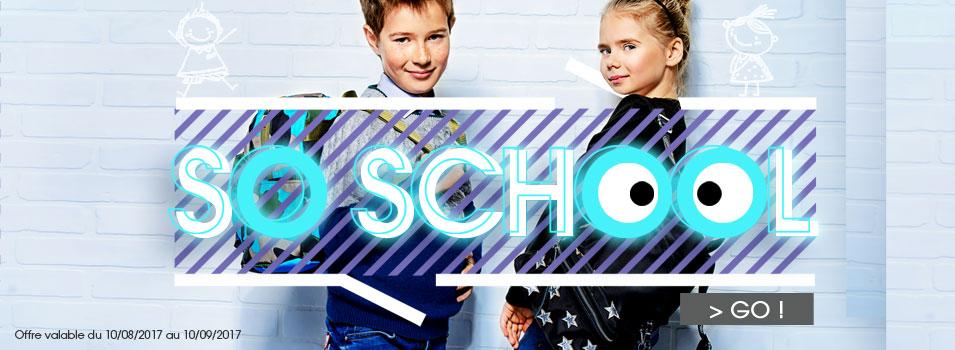 So School